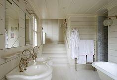 diseños de baños estilo lujoso
