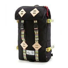 Topo Designs x Chaco Klettersack | made in USA
