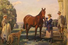 Poethlyn by ALFRED MUNNINGS - The Taylor Gallery
