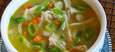 Featured Chicken Noodle Soup myfavouritepastime.com_3325_2