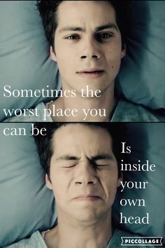 Aww this quote suits stiles so well!!