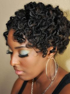 twistout natural hairstyles for black women | Natural Hairstyles