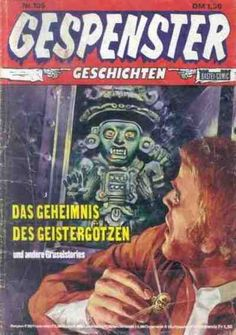 Cover for Gespenster Geschichten (Bastei Verlag, 1974 series) #105