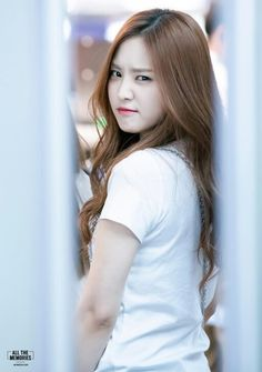 Son Na-eun (born: February 10, 1994, Cheongdam-dong, Seoul, South Korea) is a South Korean singer.