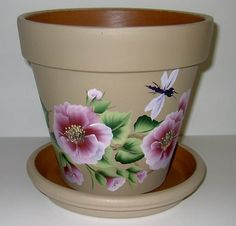 Flower Pots — Crafthubs …