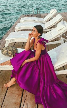 Wonderful Outfit Ideas Fiesta To Update Your Dressing outfit ideas fiesta, Evening Dresses Beautiful Pretty Dresses, Beautiful Dresses, Gorgeous Dress, Evening Dresses, Summer Dresses, Sun Dresses, Summer Maxi, Summer Sun, Formal Dresses