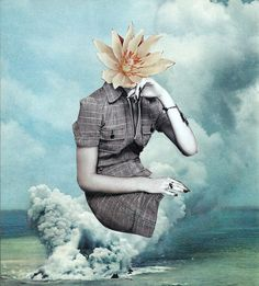flower head - magda dudziak