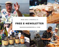 Are you signed up for the Mad Dog & Merrill Free Newsletter yet?