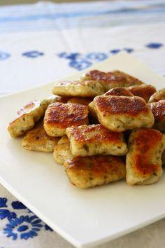 collecting memories: Homemade Potato Garlic Gnocchi