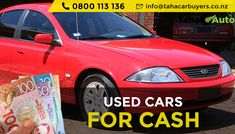 Instant Cash, Used Cars, Instant Money
