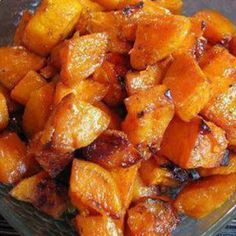 Roasted Sweet Potatoes Recipe | Just A Pinch Recipes