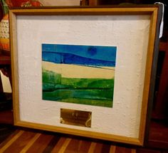 Original abstract painting by Pat Bowers by hazelhome on Etsy, $149.99