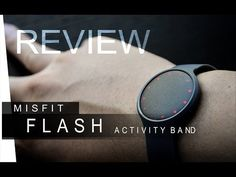 ▶ Misfit Flash - REVIEW - YouTube