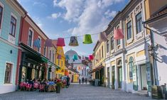 The Hungarian city of arts - Szentendre Things To Do, Good Things, Fun Facts, The Past, Street View, Explore, City, World, Travel