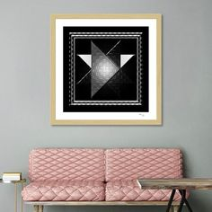 Discover «Starchecks B/W», Exclusive Edition Fine Art Print by Andy  Young via @Curioos