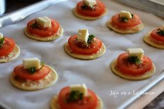 Looking for a knock-the-socks-off-your-party-guestsappetizer? Than look no further, friends! These Mini Tomato and Mozzarella Tarts are finger-food party perfection, and will without a doubtimpress.  I planned on making these for our family's New Years Eve party, but my hubby was still sick, so there was no partying for us that night Instead,...Read More »