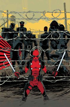 ART ATTACK: RoboCop, Voltron, Deadpool, TMNT, and More — GeekTyrant
