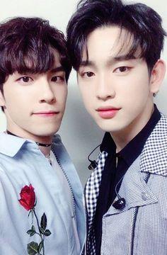 Wonpil & Jinyoung