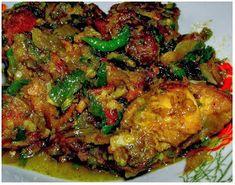 Resep Ayam Bakar Cabai Hijau