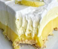 Ingredients: 1ready-to-use graham cracker or shortbread crust 2boxes (3.4 oz each) lemon instant pudding mixdo not prepare 2cupswhole milk 1tablespoonfresh lemon juiceabout 1 lemon 1 1/2cupsheavy whipping cream 3tablespoonspowdered sugar Instructions: Combine lemon instant pudding mix, whole milk, and fresh lemon juice in a mixing bowl. Whisk together until pudding is thick (about 2 minutes). […]