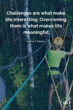"""""""Challenges are what make life interesting. Overcoming them is what makes life meaningful."""" - Joshua J. Marine These growth mindset quotes will inspire both you and your kids to work hard, not give up, and to view challenges and failures as opportunities. #parentingquotes #parentingadvice #parentingtips #growthmindset #growthmindsetquotes Growth Mindset For Kids, Growth Mindset Quotes, Parenting Quotes, Parenting Advice, Quotes For Kids, Family Quotes, Love Challenge, Quotes About Motherhood, Life Advice"""
