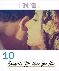 10 Romantic Gift Ideas for Him - Vivid's