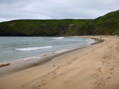 Silverstrand Beach, Ireland