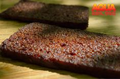 How to smoke scrapple on a Primo Ceramic Grill. Recipe for crisp Smoked Scrapple on a Primo Grill & Smoker Scrapple Recipe, Infrared Grills, Smoker Recipes, Ceramic Grill, Bbq Party, Banana Bread, Grilling, Crisp, Clean Eating