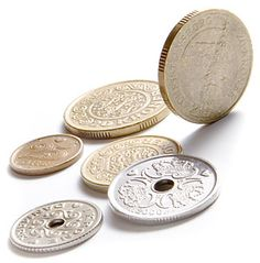 Penge ;) Coins, Coining
