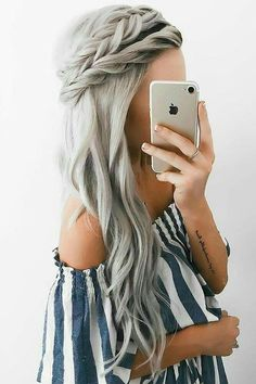 19 Easy Styling And Cute Side Bangs 2018