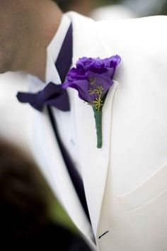 Purple lisianthus buttonhole (or pink? But I know James wasn't too keen on pink was he? With some eucalyptus and bright green alchemilla molis. Wedding Book, Our Wedding, Dream Wedding, Purple Wedding, Wedding Flowers, Victoria James, Groom Boutonniere, Wedding Vendors, Weddings