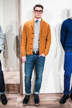 J.Crew Fall Winter 2013 – Men's and Women's Collections