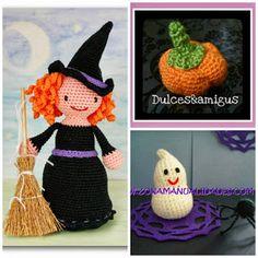 Amigurumi Halloween Patrones : amigurumi on Pinterest Free Pattern, Amigurumi Patterns ...
