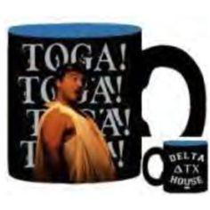 Animal House Toga Coffee Mug