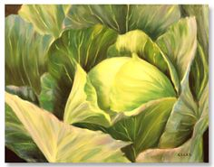 """Brussell Sprout"" (Brussels' older brother) by Beth Eller"