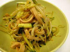 我が家の定番やみつき☆もやしの中華サラダの画像