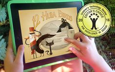 The Making of a Book App Gold Medallion, Editor, Playing Cards, Thankful, Birds, Shapes, App, Technology, Children