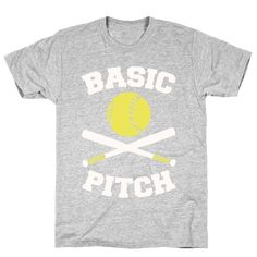 Softball Collection - Activate Apparel - Page Softball Shirts, Pitch, Sweatshirts, Prints, Sports, Mens Tops, T Shirt, Tee, Sport