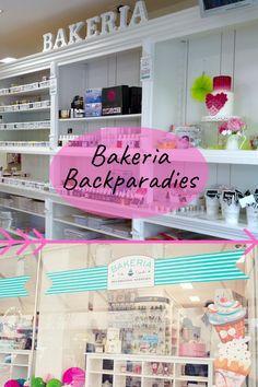 Im grossen Bakeria Shop in Thalwil findest Du alles für Dein nächstes Backprojekt. Ob für Geburtstagstorte, Cake Pops, Macarons oder Motivtorten bei uns im Backladen findest Du bestimmt die richtige Backform und das passende Backzubehör. Happy Baking! www.bakeria.ch Cake Pops Stiele, Cupcakes, Macarons, Box, Canning, Bakken, Bakeware, Boxes, Birthday Cake Toppers