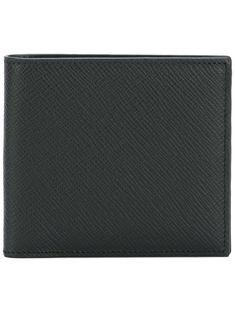 Smythson Portfolio Wallet In Schwarz Leather Portfolio, Smythson, Logo Stamp, Embossed Logo, World Of Fashion, Luxury Branding, Women Wear, Black Leather, Wallet