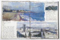 Carlos Ferguson - Artwork Archive - Sketchbook