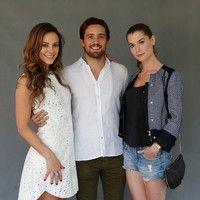 Paolla Oliveira, Alinne Moraes e Rafael Cardoso apresentam segunda fase de 'Além do Tempo'
