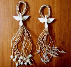 Beaded Crochet Bags – New Cheap Bags Handmade Crafts, Diy And Crafts, Arts And Crafts, Craft Projects, Projects To Try, Christmas Crafts, Christmas Ornaments, Burlap Crafts, Bead Crochet