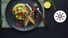 Makrell er sommerfestfisk som må nytes mens man kan, gjerne i godt selskap. Oppskriften, laget av matblogger Aicha Bouhlou, er inspirert av sicilianske smaker. Mexican, Fish, Ethnic Recipes, Pisces, Mexicans