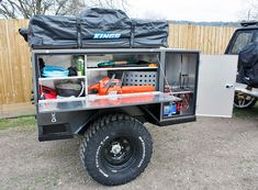 Camping House For Rent Refferal: 6891439261 Off Road Teardrop Trailer, Off Road Camper Trailer, Camper Trailers, Adventure Trailers, Best Trailers, Custom Trailers, Expedition Trailer, Overland Trailer, Trailer Plans