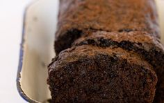 Ginger and Stout Cake
