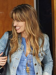 Natascha McElhone hair (Californication)