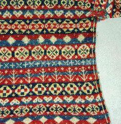 shetland museum knitting - Google Search