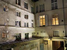 "American photographer Gail Albert Halaban: ""Vis-à-vis, Paris"""