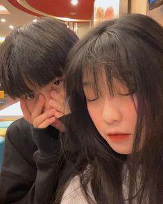 Ulzzang Korean Girl, Ulzzang Couple, Relationship Goals Pictures, Cute Relationships, Cute Couples Goals, Couple Goals, Love Photos, Girl Photos, Best Friend Couples